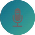Life of the Party - Microphone Icon