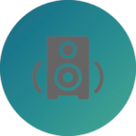 Life of the Party - Speaker Icon